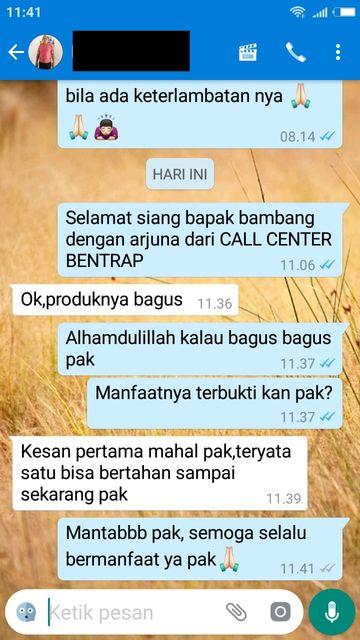 review bentrap